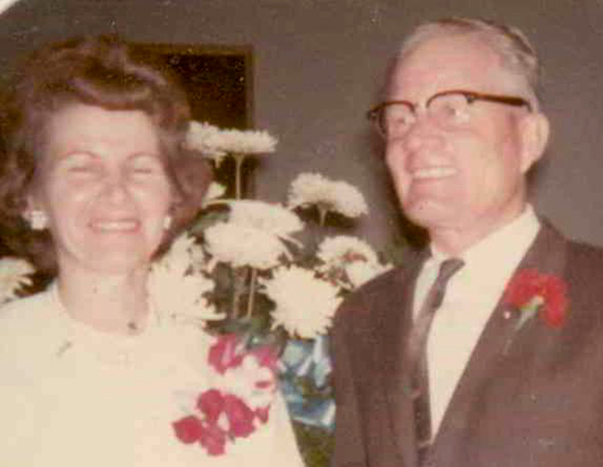 Earl Samuel and Velma Rose Larson Allred