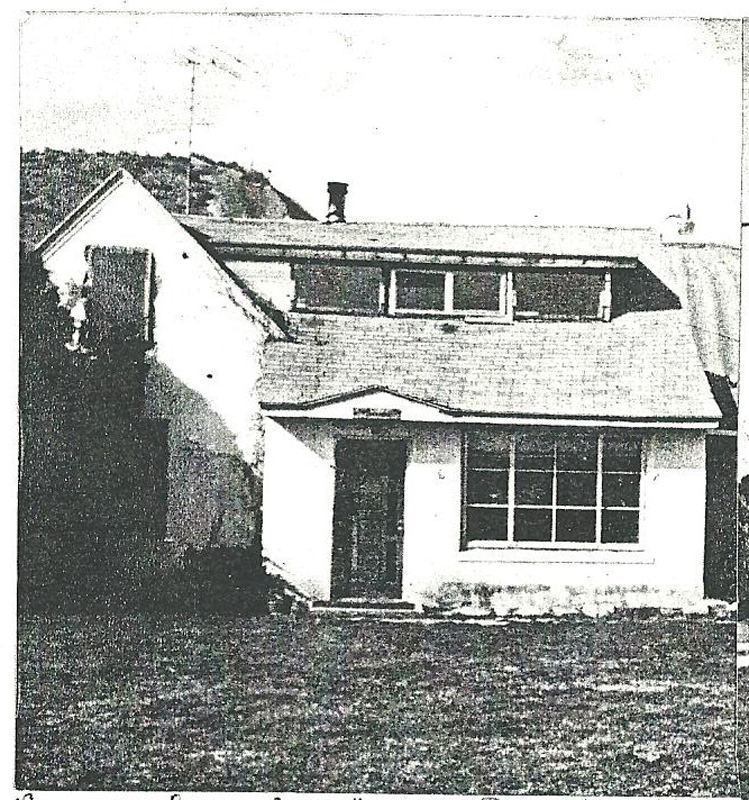 The home of Edmund and Nancy Durfee