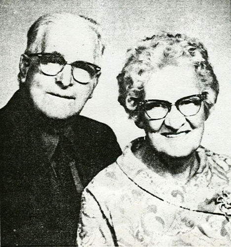 Orson and Floretta Allen